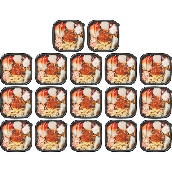2458510001235 7種の具材を使った海鮮松前漬(17食)