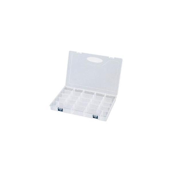 ds-2225545 (まとめ) リングスター スーパーピッチディープタイプ 5.5mmピッチ クリア SP-3000D-C 1個  【×10セット】 (ds2225545)
