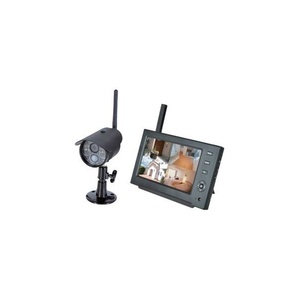 ds-2294252 日動工業 ワイヤレスモニタリングカメラWSC-W03MOW-1P 1台 (ds2294252)