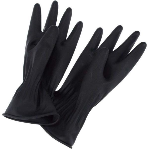 アトム EBM-7106300 【10個セット】 天然ゴム手袋 ゴムクロ S (EBM7106300)