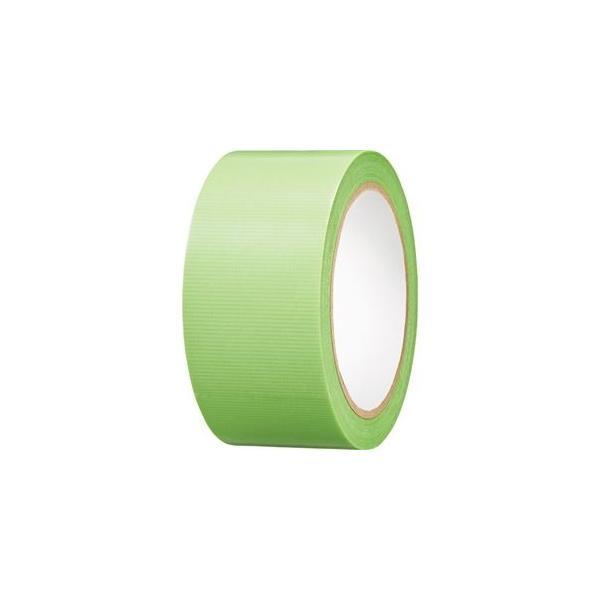 ds-2357397 寺岡製作所 養生テープ 弱粘着 50mm×25m 若葉 TGK-JNY50G 1セット(30巻) (ds2357397)