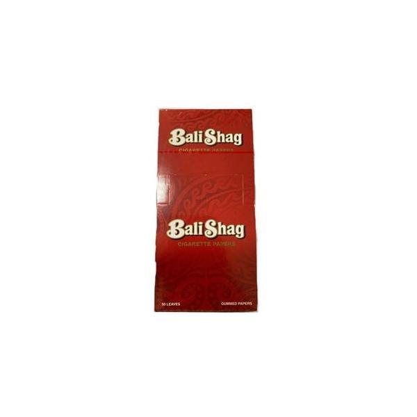 ds-2386339 BALI SHAG(バリ シャグ) シガレットペーパー ミディアムバーニング 50枚入×25冊 (ds2386339)