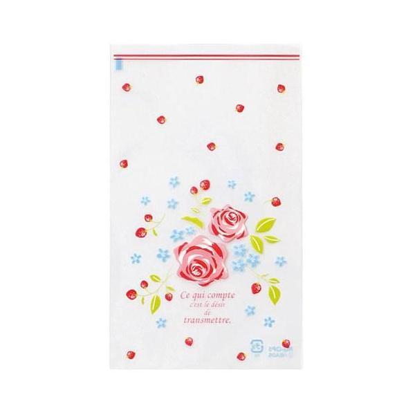 クリアパック OPP袋 ローズガーデンSS 10枚入り手作りチョコ材料・包装用品バレンタインチョコラッピング