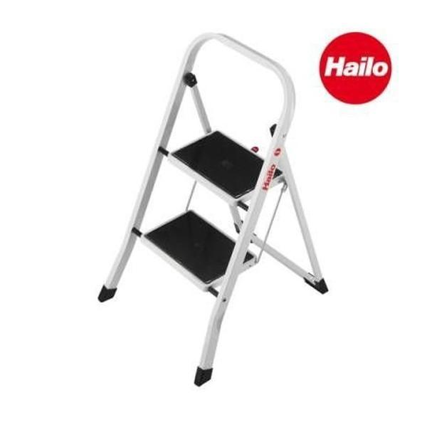 Hailo(ハイロ) K20 2段 折りたたみ脚立(きゃたつ)    送料込み  |kaede-shopmart|02