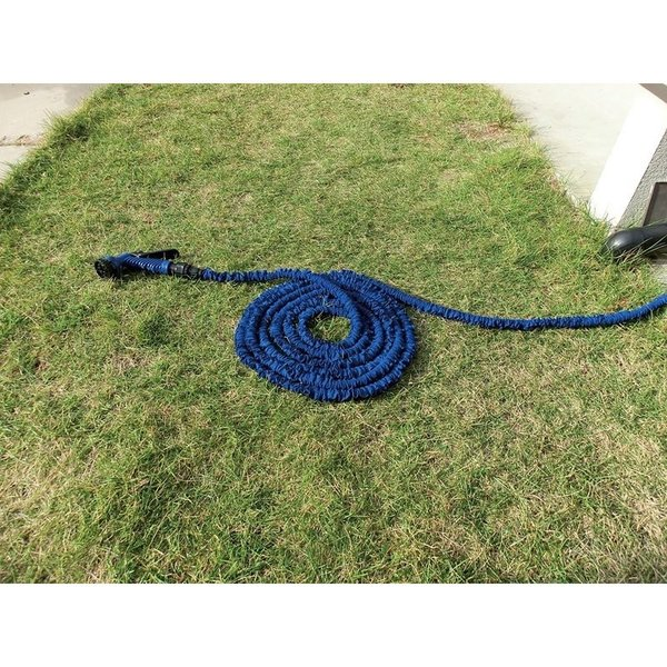 伸び〜る魔法のホース デラックス ブルー 6m  a15482    送料込み   ガーデニング 庭 ホース 水やり|kaede-shopmart|04