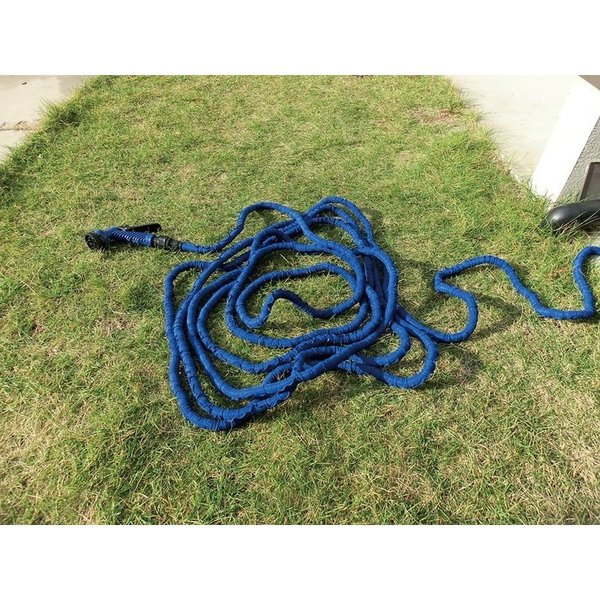 伸び〜る魔法のホース デラックス ブルー 6m  a15482    送料込み   ガーデニング 庭 ホース 水やり|kaede-shopmart|06