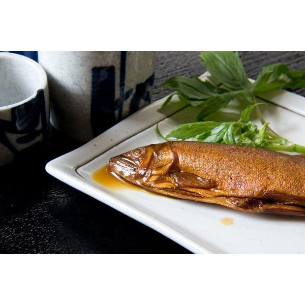 さくら鮎の燻製甘露煮|kaedean-nagatoro