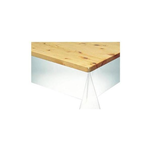 ダイニングテーブルマット 透明マット 防水 テーブルカバー ビニール