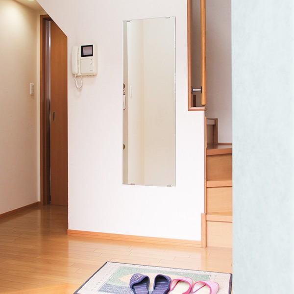 鏡 貼る 全身 大型 姿見  DIY ミラー 鏡セット|kagamishop|11