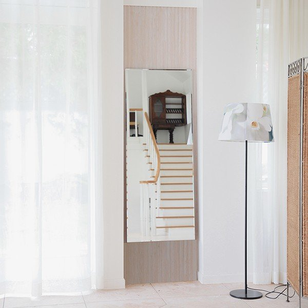 鏡 壁掛け 全身 姿見 大型 貼る 姿見鏡 セットBIG|kagamishop|07