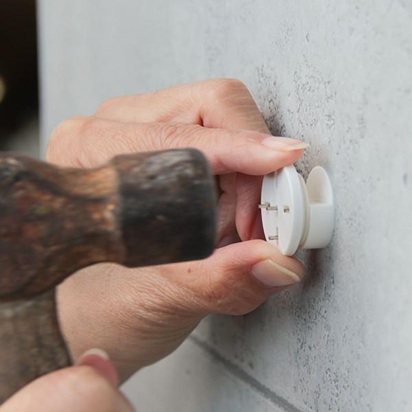 コンクリート 用 メイク鏡 フェイスミラー 取付用品セット F|kagamishop|06