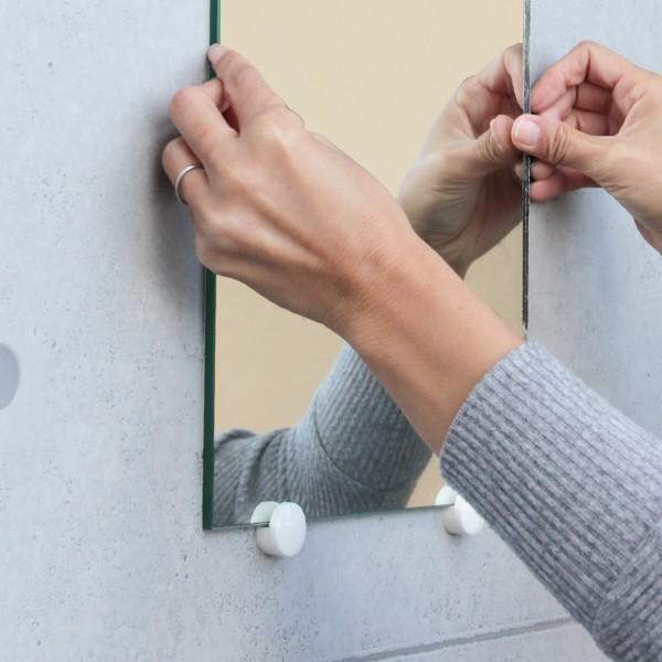 コンクリート 用 メイク鏡 フェイスミラー 取付用品セット F|kagamishop|08