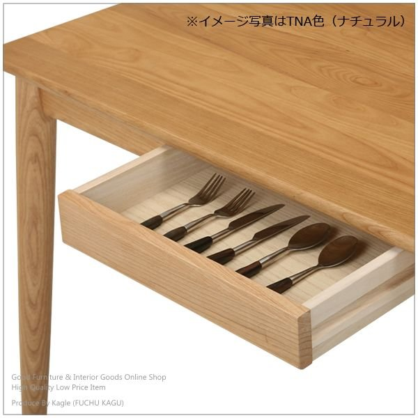ダイニングテーブル 食卓テーブル 75cm 木製|kagle|05