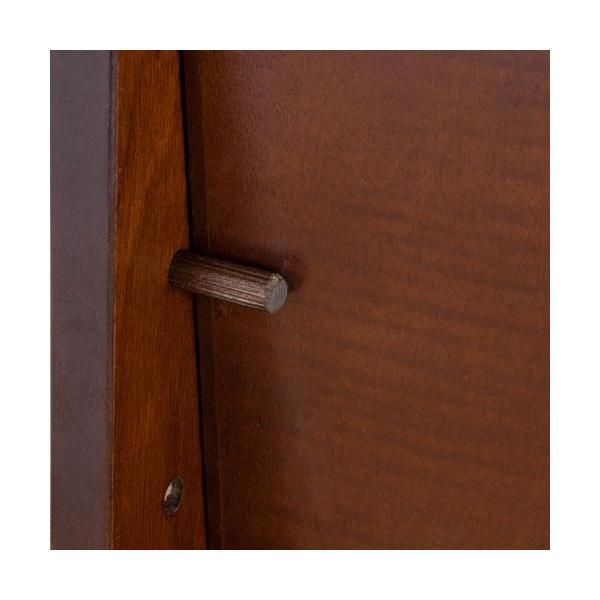 スタンドミラー 姿見 鏡 アクセサリー収納 ハイタイプ ブラウン OSK-ST107BR 大竹産業|kagu-11myroom|02