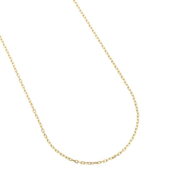 50センチ スライドピン式チェーンネックレス サージカルステンレス製 低金属アレルギー 長さ調節可能 チェーンのみ レディース メンズ ユニセックス
