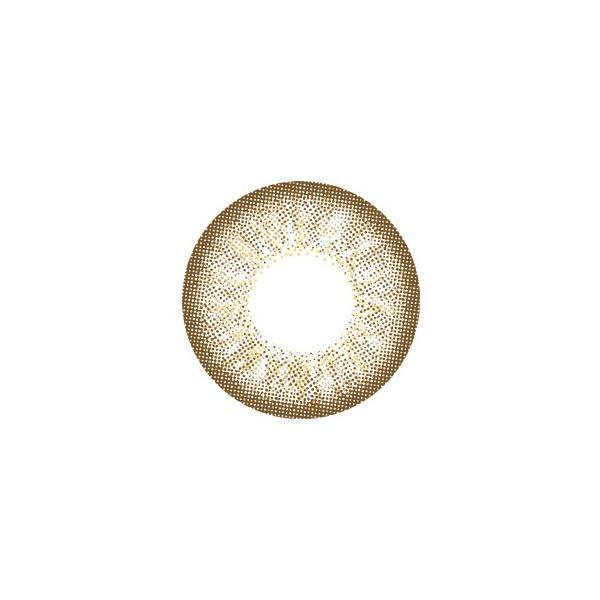 カラコン 1ヶ月用 1枚入り 度あり 0.50〜 10.00 クオーレ ルナ レジーナシリーズ ブラウン Quore Regina Luna|kagu-piena|05