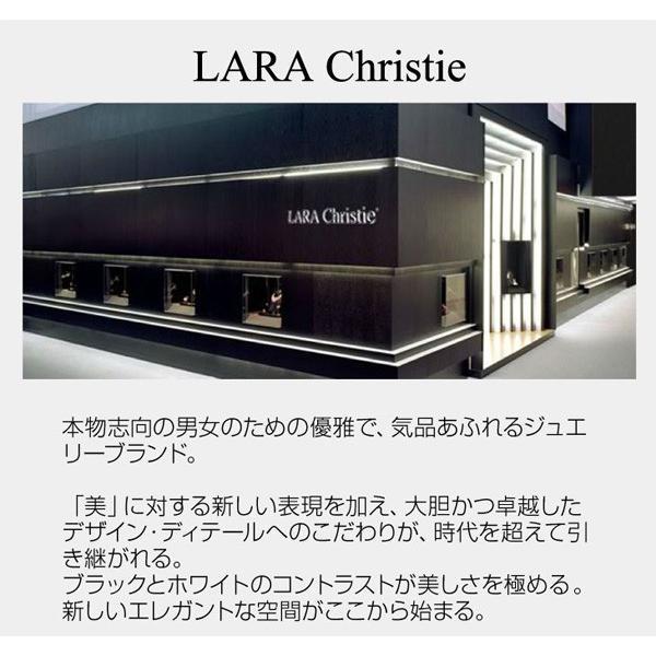 LARA Christie ララクリスティー バベルネックレスBLACK Label|kagu-piena|17