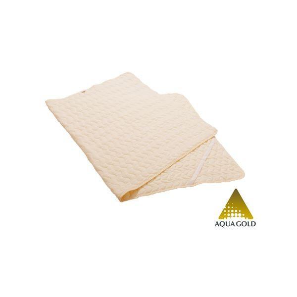 ファイテン 星のやすらぎ 洗える 汗取り敷きパッド(吸汗速乾) シングル YO543086