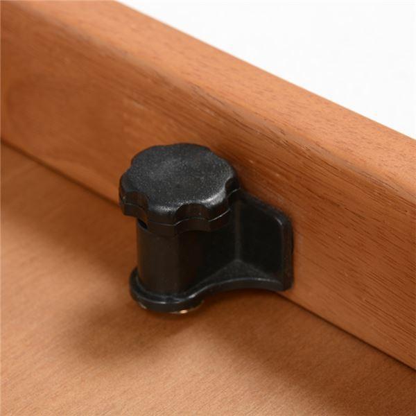 リビングこたつテーブル 本体 〔長方形/幅105cm〕 木製/アカシア集成材突板 『TALLIS』 継ぎ足付き〔代引不可〕