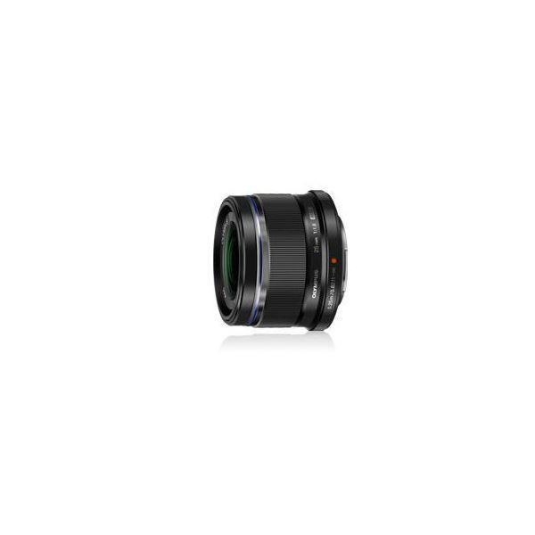 OLYMPUS レンズ M.ZUIKO DIGITAL 25mm F1.8 ブラック EZM25/F1.8 BLK EZM25/F1.8BLK