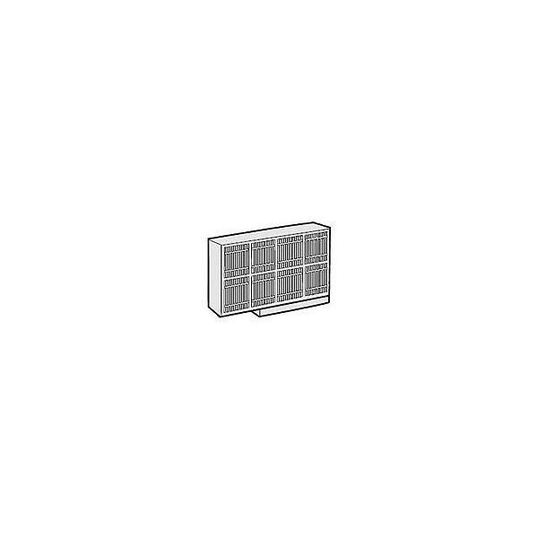 (まとめ)シャープハイブリッド式加湿機用交換フィルター HV-FP5 1個〔×3セット〕