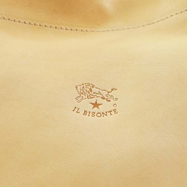 IL Bisonte(イルビゾンテ)ハンドバッグ A2599 120 NATURAL