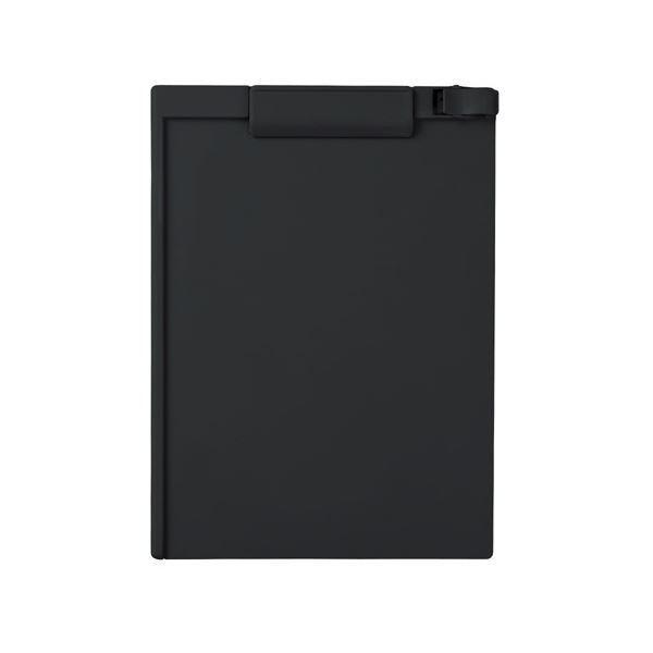 セキセイ クリップボード A4タテ ブラック SSS-3056P-BK 1セット(10枚)