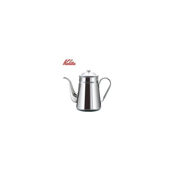 Kalita(カリタ) ステンレス製 コーヒーポット 2.2L 52033|kagu-plaza