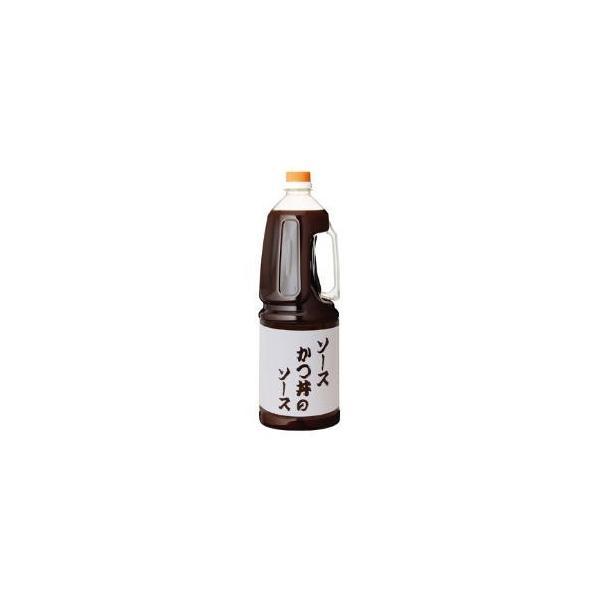 (代引不可)タカハシソース ソースかつ丼のたれ  1.8L 8本セット 055311