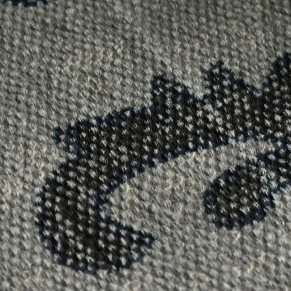 綿100% オリエンタルデザインのストーンウォッシュプリントラグ 130x190cm 約1.5畳|kagu-refined|04