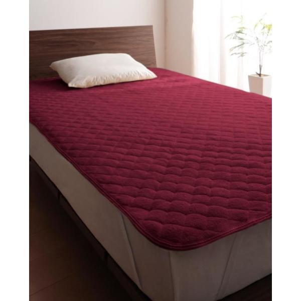 敷きパッド シングル 同色2枚セット 洗える コットンタオルの敷きパッド|kagu-refined|11