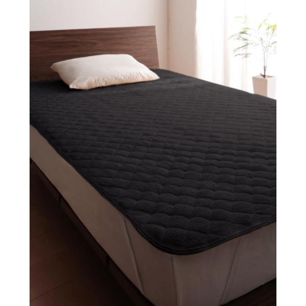 敷きパッド シングル 同色2枚セット 洗える コットンタオルの敷きパッド|kagu-refined|14