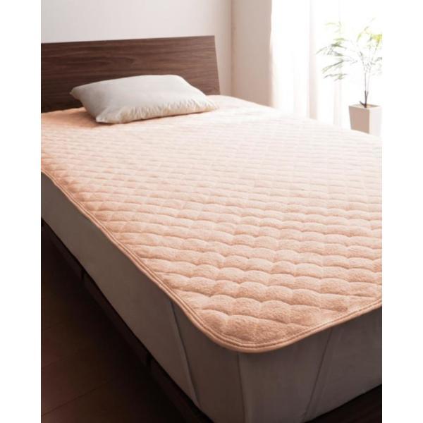 敷きパッド シングル 同色2枚セット 洗える コットンタオルの敷きパッド|kagu-refined|15