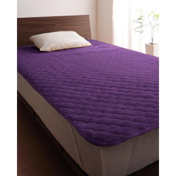 敷きパッド シングル 同色2枚セット 洗える コットンタオルの敷きパッド|kagu-refined|16