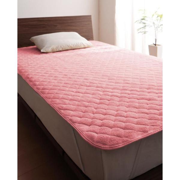 敷きパッド シングル 同色2枚セット 洗える コットンタオルの敷きパッド|kagu-refined|17