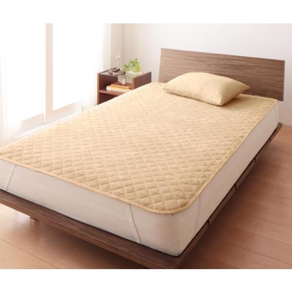 敷きパッド シングル 同色2枚セット 洗える コットンタオルの敷きパッド|kagu-refined|06
