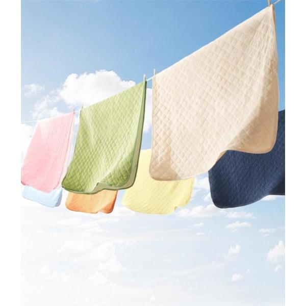 敷きパッド シングル 同色2枚セット 洗える コットンタオルの敷きパッド|kagu-refined|10