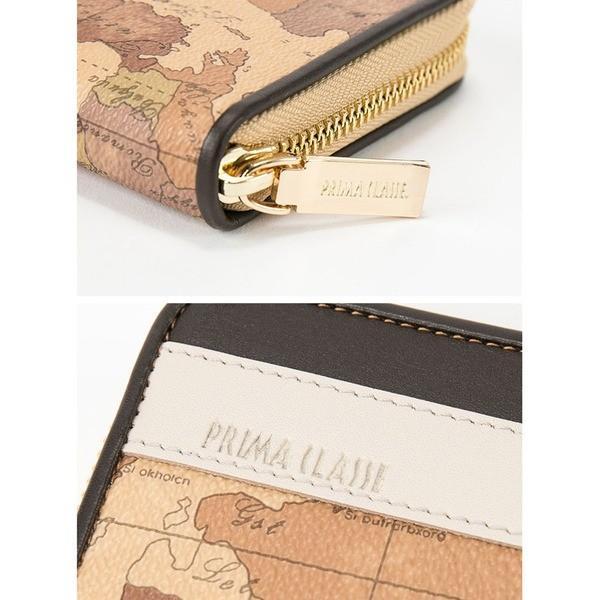 PRIMA CLASSE(プリマクラッセ) PSW8-2131 カード財布/ライトブラウン