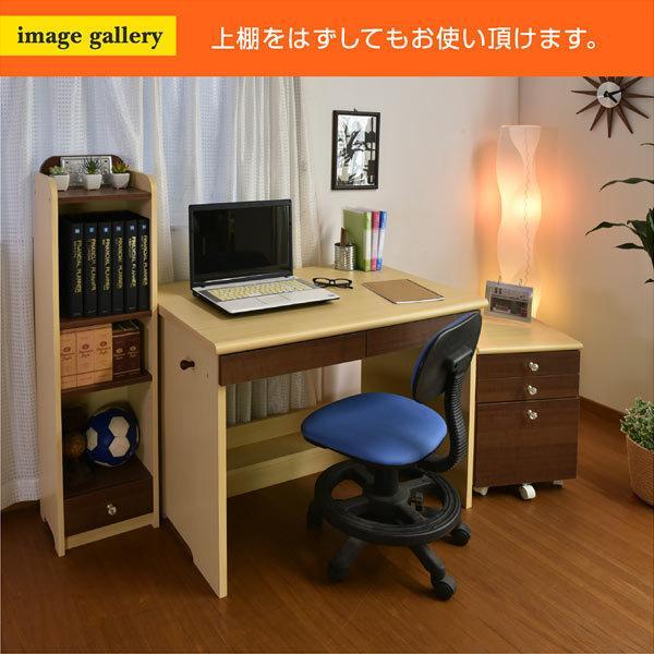 学習机 勉強机 パーフェクト (机セットのみ)-ARTハンガーラック 書棚 ワゴン デスク|kagu-try|14
