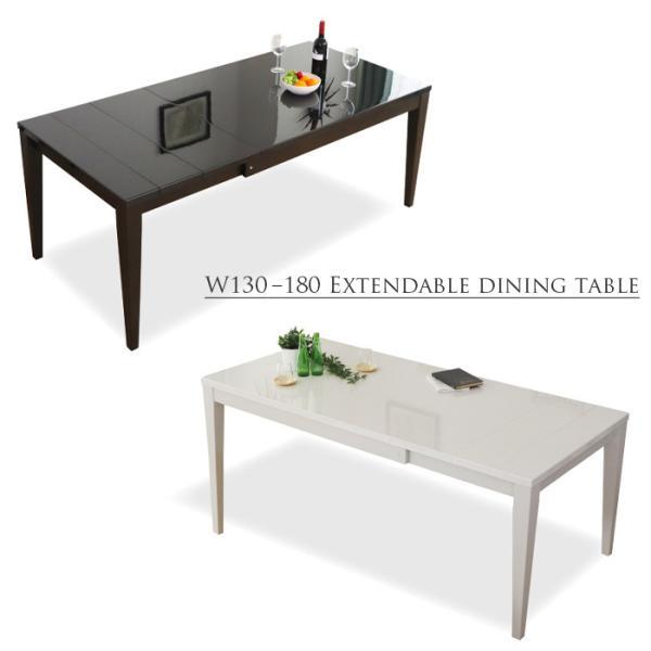 ダイニングテーブル ダイニングテーブルセット ダイニングセット 伸長式 ダイニング4点セット 4人掛け用 ベンチ 130 150 160 180 モダン シンプル  開梱設置|kagu123|02
