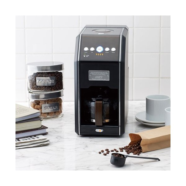 【送料無料】【1年保証付き】ラドンナ 全自動ミル付4カップコーヒーメーカー 時短 挽きたてコーヒー|kagubiyori|05