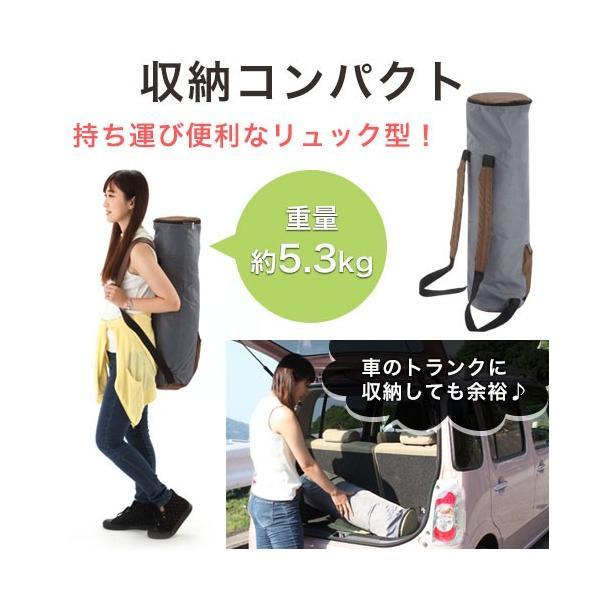 ワンタッチテント ドーム サンシェード 日よけ テント 軽量 インナーテント フライシート 4人用テント|kagubiyori|17