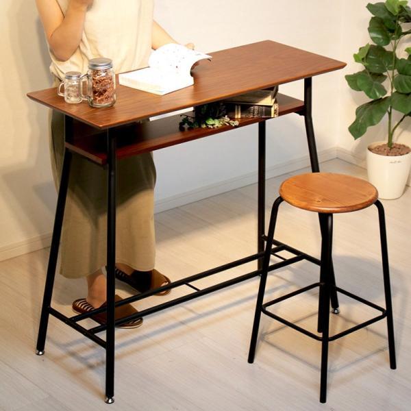 RoomClip商品情報 - カウンターテーブル 収納 ハイテーブル おしゃれ