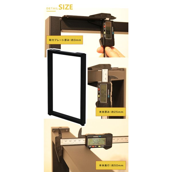 テーブル 脚 パーツ DIY アイアン 2個セット 奥行43 高さ67cm|kaguemon|10