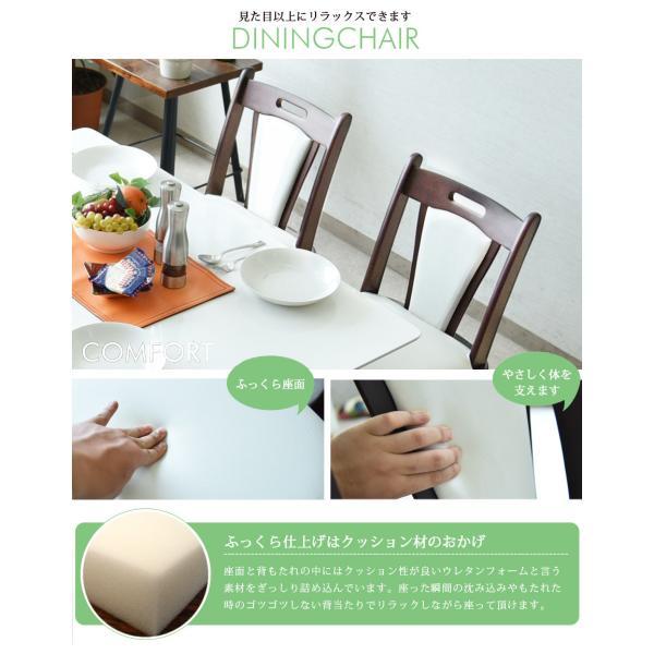 ダイニングテーブルセット 4点 ベンチ 北欧 カフェ 伸長式 回転|kagunomori|07