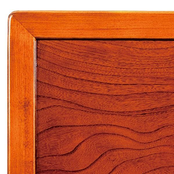 こたつ板 両面仕様 欅 ケヤキ 天板厚25mm 幅850×奥行き850mm