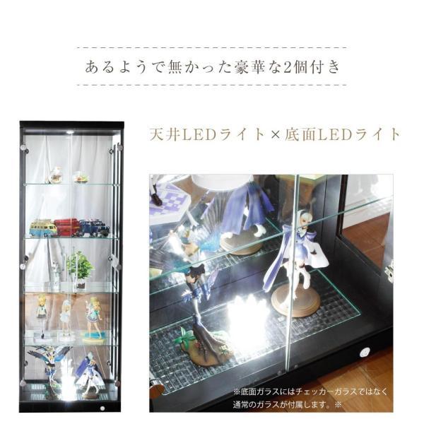 コレクションケース 完成品ガラスケース|kaguone|06