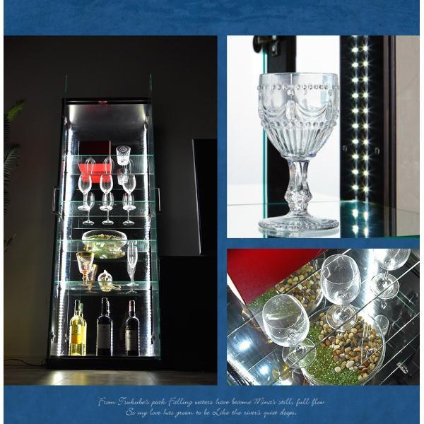 コレクションケース 完成品 側面LED付きコレクションケース|kaguone|08