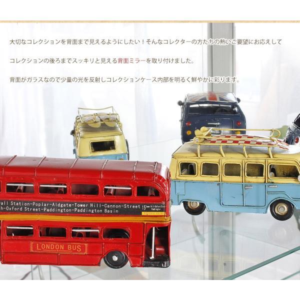 コレクションケース ガラスケース 完成品フィギュアケース 木製コレクションケース|kaguone|11