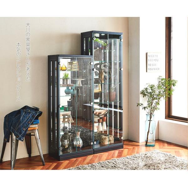 コレクションケース ガラスケース 完成品フィギュアケース 木製コレクションケース|kaguone|18